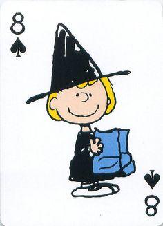 https://flic.kr/p/dd2z9P | Peanuts Great Pumpkin Playing Cards | From the Peanuts Great Pumpkin card deck set.