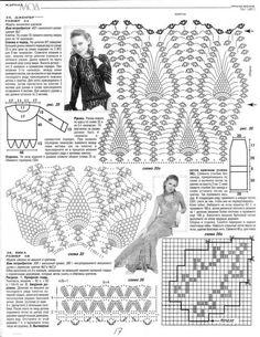 Crochê Tricô - Gráficos