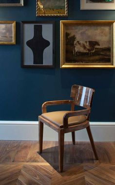 Plum & Spilt Milk Furniture by Archer Humphryes Architects Stiffkey Blue, Archer, Architects, Plum, Accent Chairs, Family Room, Milk, London, Glass