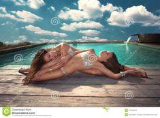 Sensual Women Stock Photos - Image: 27104673