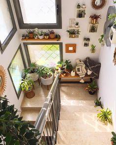 New Stylish Bohemian Home Decor Ideas Wohnideen umsetzen! Bohemian House, Bohemian Living, Bohemian Decor, Modern Bohemian, Moderne Lofts, Home And Deco, Home Decor Accessories, Interior Design Living Room, Interior And Exterior