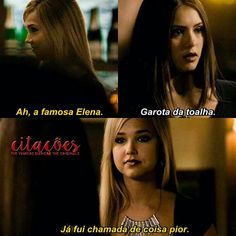 It didn't need to be in English, us true fans know the dialogue off by heart Damon Salvatore, Kids On The Block, Vampire Dairies, Vampire Diaries The Originals, Delena, Greys Anatomy, Good Books, The Orignals, Tv Series