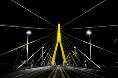 Erasmusbrug by Martijn Smeets @ Rotterdam. #greetingsfromnl