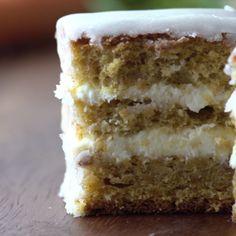 Moist French Vanilla Cake Recipe from Scratch Best Vanilla Cake Recipe, Chocolate Cake Recipe Easy, Chocolate Recipes, Chocolate Tarts, Homemade Vanilla, Homemade Breads, Homemade Chocolate, Cake Recipes From Scratch, Easy Cookie Recipes