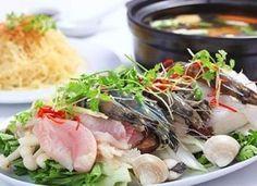 Cách làm nước dùng lẩu hải sản chua cay chuẩn nhà hàng