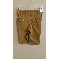 Baby Gap Tan Courdory Pants Size 12-18m