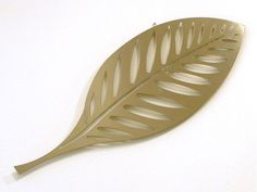 Pohutukawa Leaf - Alfred Hassencamp, Parnell Gallery Artist http://www.parnellgallery.co.nz/artists/alfred-hassencamp/