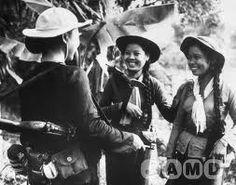 Vietcong females.