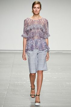Rebecca Taylor Spring 2015 Ready-to-Wear - Collection - Gallery - Style.com