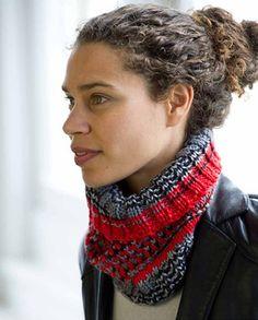 Slip stitch Wimple by Annie Modesitt