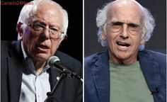 Bernie Sanders and Larry David are related, DNA analysis shows