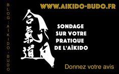 """Nous avons mis en avant au sein de la dernière newsletter """" la pratique de l'Aïkido, vue par ses pratiquants """". Donnez votre avis sur votre propre pratique de l'Aïkido. Sondage sous forme de QUESTIONS - RÉPONSES."""