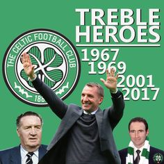 TREBLE LEGENDS!! Celtic Fc, Glasgow, Feel Better, Scotland, Coaching, Passion, Football, Feelings, Places