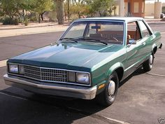1978 Ford Fairmont base 2 door with 9,250 original miles.