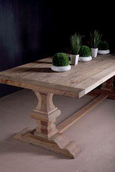 Stół drewniany teakowy Bali 240x100x77 cm