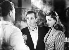 Bogart & Bacall, To Have and Have Not, 1944