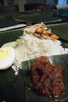MySimpleFood: Nasi Lemak Part 1 - Coconut Rice