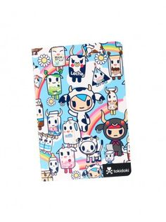 tokidoki Moofia Flexi Journal