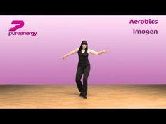 Dance Aerobics Choreography Ideas with Imogen Buxton Pickles 2
