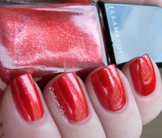 Illamasqua Boudicca - Swatches and Review | Pointless Cafe