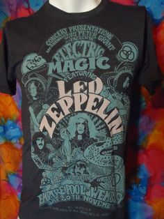 Led Zeppelin - Empire Pool Wembley - T-shirt - S - Grey