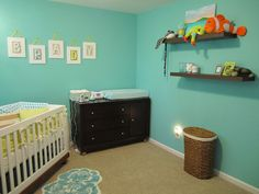 House of Turquoise: Nursery