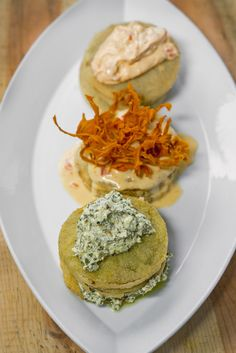 Soby's Fried Green Tomatoes