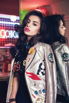 How to Get the Look - Charli XCX with Hair by Luke Chamberlain / #ForwardPress