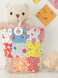 little tiny wee toy buckets ... - Pretty by Hand -