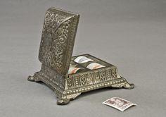 Stamp box from XIX century