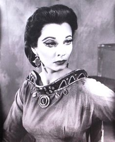 Vivien Leigh as Lady Macbeth at Stratford, 1955 by Angus McBean