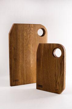 Solid / Oak Cutting Board / Wood board / Chopping Board / Kitchen Serving Board / Gift Board / Handmade by BlackAndWood on Etsy https://www.etsy.com/listing/584191808/solid-oak-cutting-board-wood-board