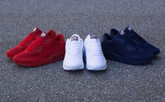the best attitude 97dda 7dd0f Releasing  Nike Air Max 90 Hyperfuse QS Independece Day Pack Cheap Nike, Nike  Shoes