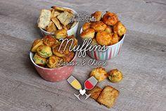 Blog Cuisine & DIY Bordeaux - Bonjour Darling - Anne-Laure: Soirée Filles #2 : Muffins Lardon & Chèvre