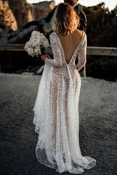 24 Top Wedding Dresses For Bride ❤ top wedding dresses sheath with spaghetti straps lace for beach tali photography ❤ Dark Grey Bridesmaid Dresses, Top Wedding Dresses, Wedding Dress Trends, Sexy Wedding Dresses, Bridal Dresses, Elegant Dresses, Sheer Wedding Dress, Wedding Ideas, Trendy Wedding