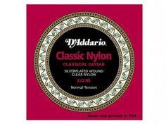 Encordoamento de Nylon para Violão - D´Addario EJ 27 N