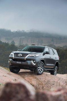New Toyota SW4