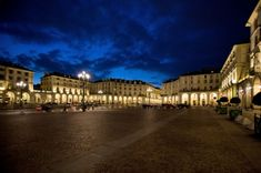 Piazza Vittorio Veneto, Torino.