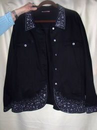 Available @ TrendTrunk.com not sure of name Outerwear. By not sure of name. Only $33.00!