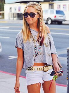Ashley Tisdale.