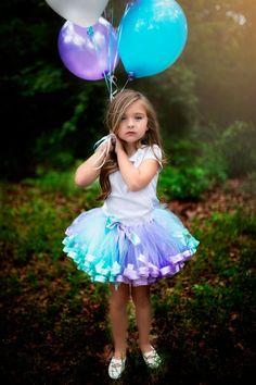 Aqua Lavender Tutu, toddler girl mermaid outfit, unicorn dress girls, lilac dress for photoshoot, li Little Girl Dress Up, Girls Dress Up, Dress Up Outfits, Girl Outfits, Tutu Dresses, Mermaid Birthday, 1st Birthday Girls, Birthday Dresses, Birthday Outfits