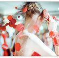 FWC2014 backstage défilé Armani Privé haute couture automne-hiver 2014-2015 Paris