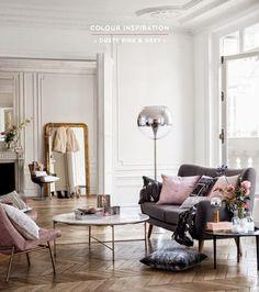 South Shore Decorating Blog: Oh. La. La. (TheUltimate Luxury - An Apartment in Paris)