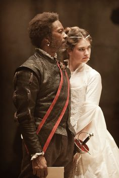 Lily James in Othello (2011).