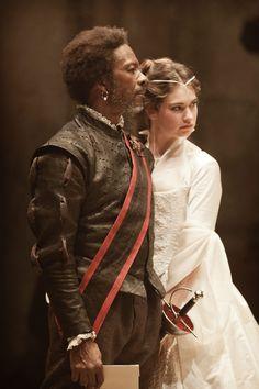 Othello and Desdemona vs. Romeo and Juliet