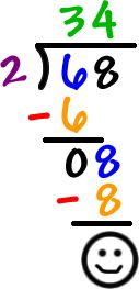 explanation of long division