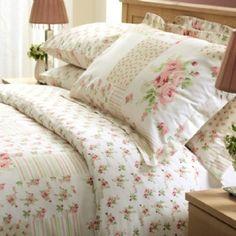 Rose Patchwork Duvet Cover Sets