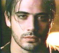 """A young Jeffrey Dean Morgan in his first movie """"Uncaged"""", 1991. Wow!"""
