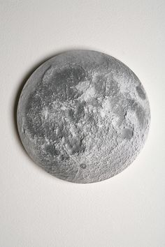 An illuminated remote control moon. How cool would that be to have in your bedroom?