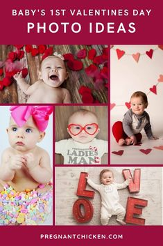 Looking for cute baby or newborn photo ideas for Valentine's Day? Here's photoshoot ideas for newborns, babies, toddlers, and siblings that you can DIY or send to your family photographer for inspiration. Newborn Baby Photography, Newborn Photos, Baby Photos, Little Baby Girl, Little Babies, Cute Babies, First Time Parents, New Parents, New Moms